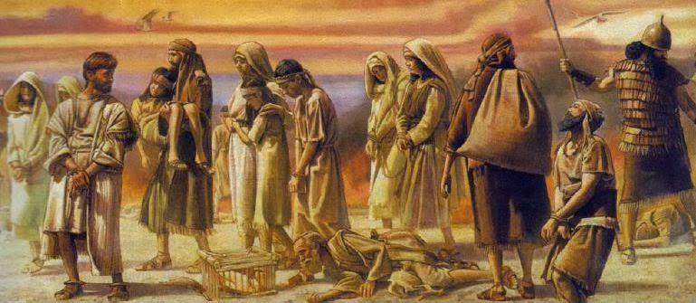 Image result for prophet micah barefoot